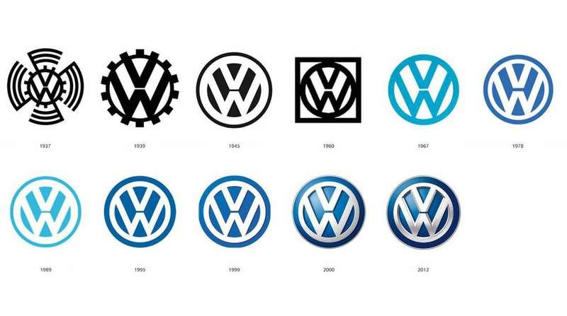 Новый логотип Фольксвагена: современный, «цифровой», менее немецкий