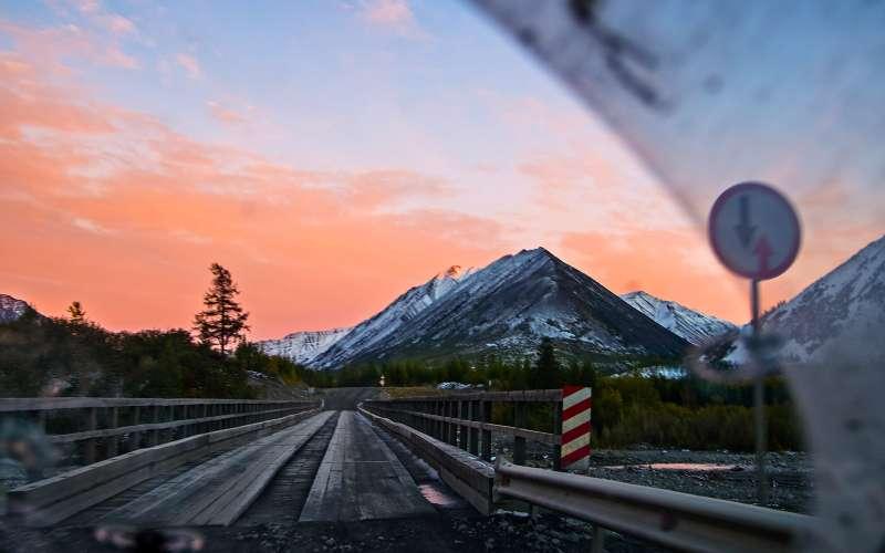 Тряска накостях: ужасы икрасоты трассы «Колыма»