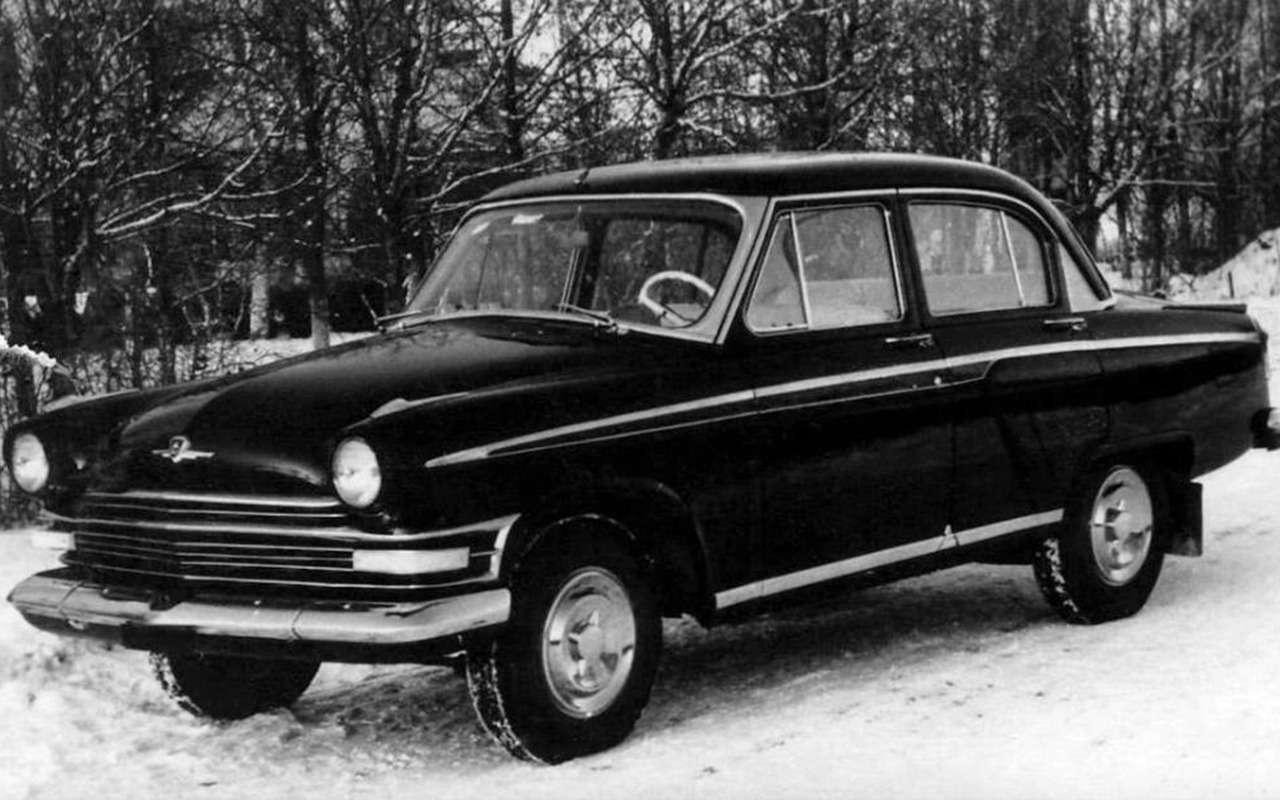 11модификаций Волги ГАЗ-21, которых какбы небыло— фото 970891