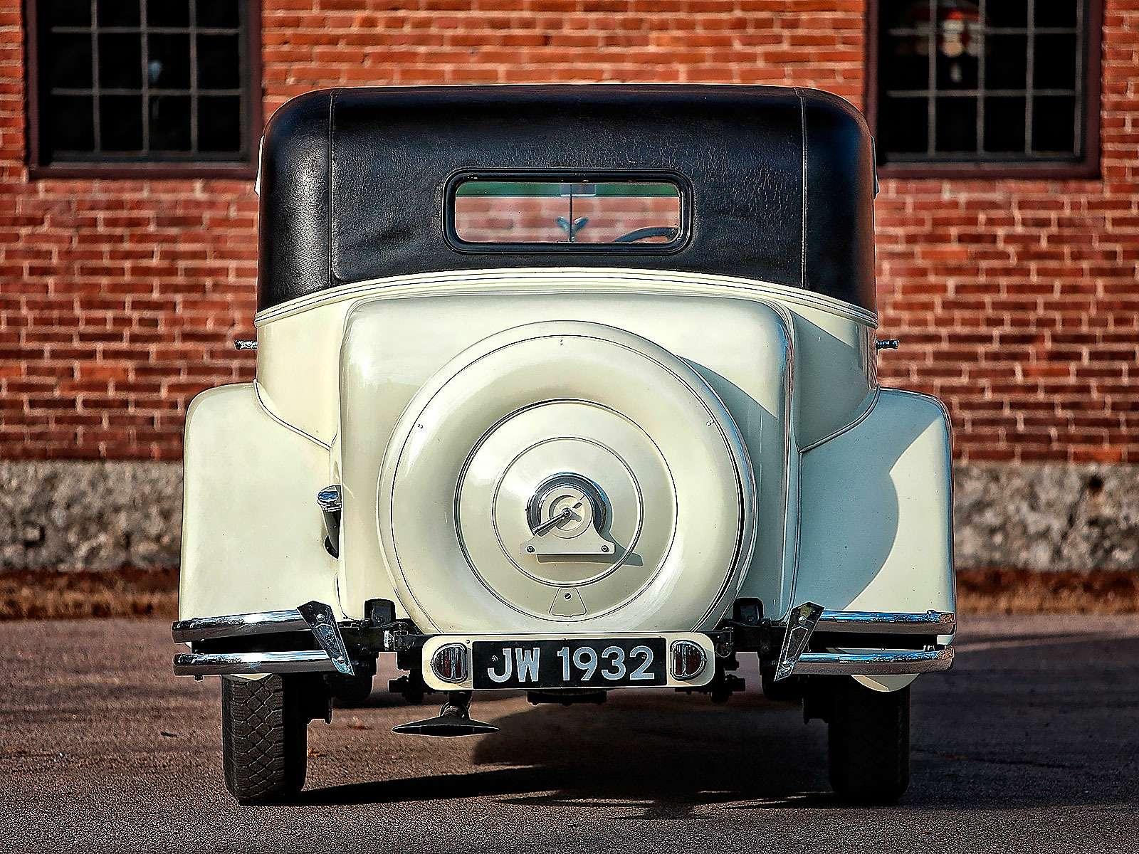 Rolls-Royce Phantom II1930 года