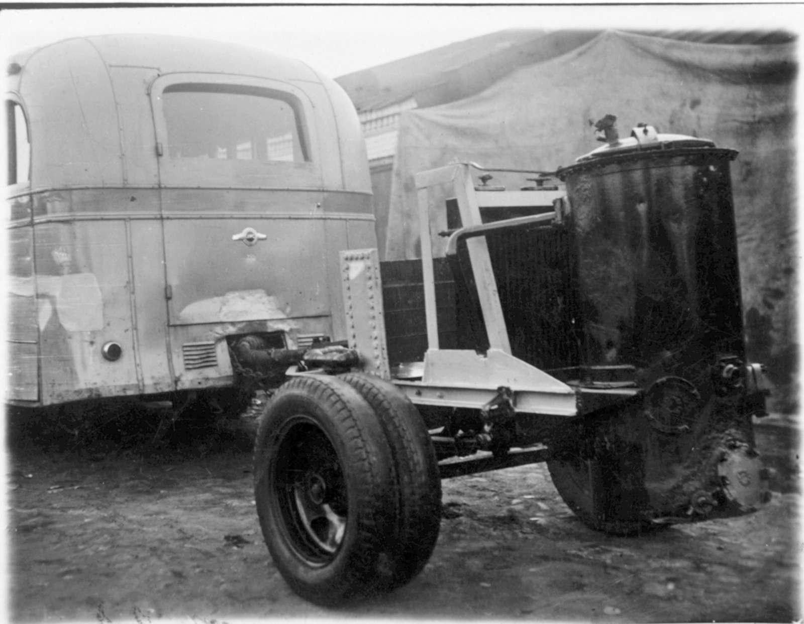 Институт питания: отечественные автомобили наальтернативном топливе— фото 579817