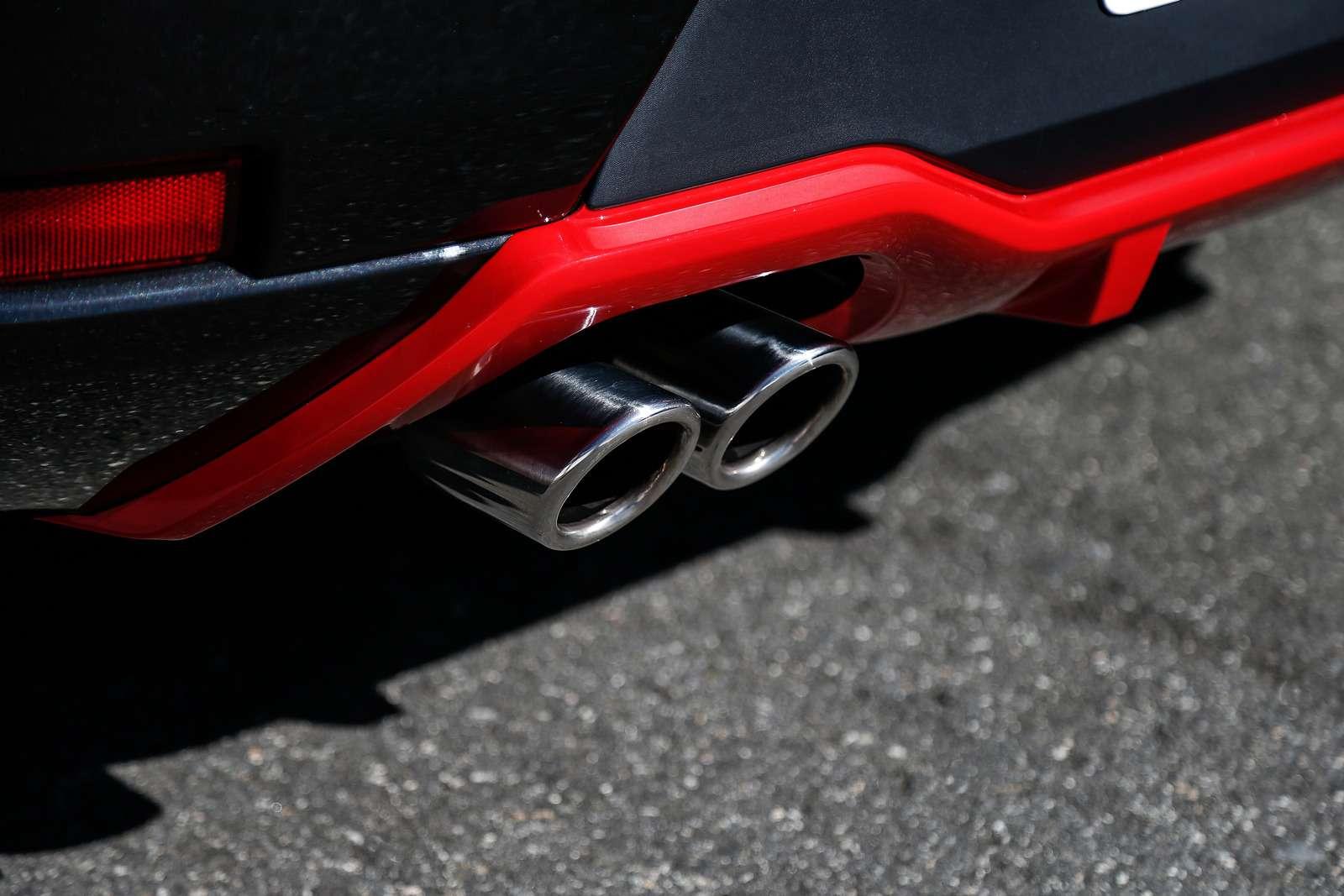 В нем гонок дух: Renault Sandero RSстал еще соблазнительнее— фото 751824