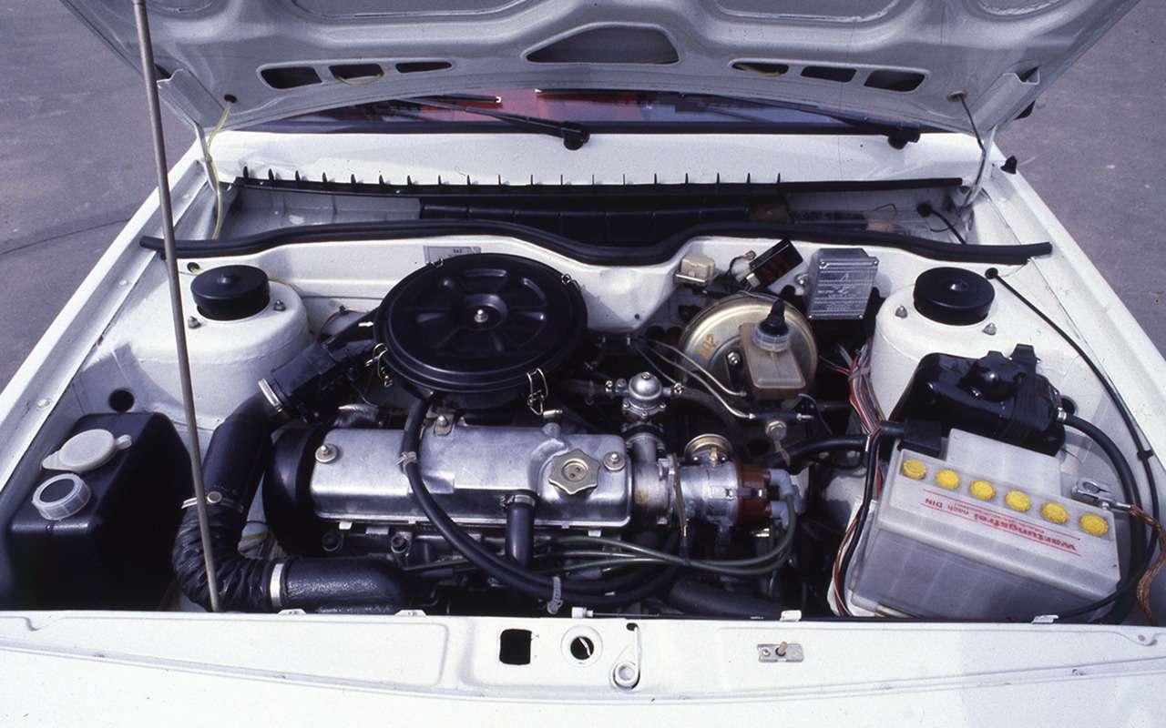 Самый удачный мотор России— главные вопросы конструктору— фото 1169397