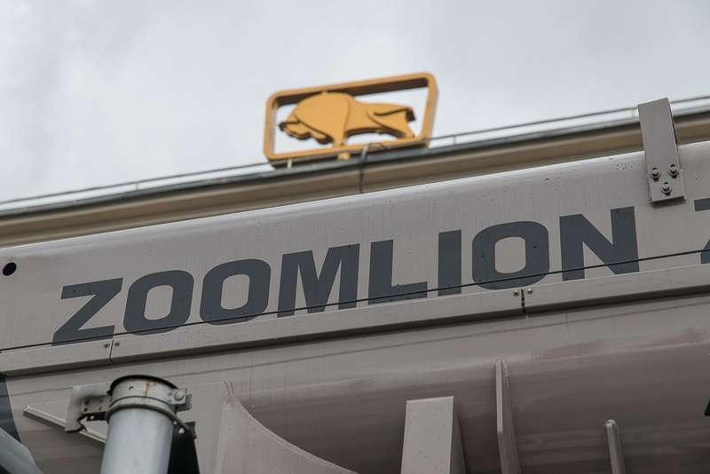 Zoomlion собирается построить завода для выпуска комплектующих китайско-белорусской специальной техники