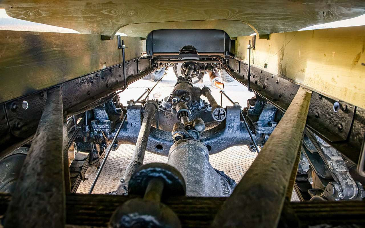 Машины Победы: ретротест настоящих фронтовых грузовиков— фото 1121595