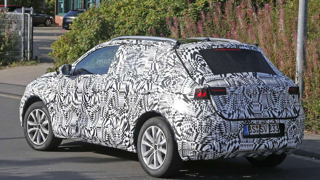 Центральный нападающий: каким будет новый кроссовер Volkswagen— фото 663394