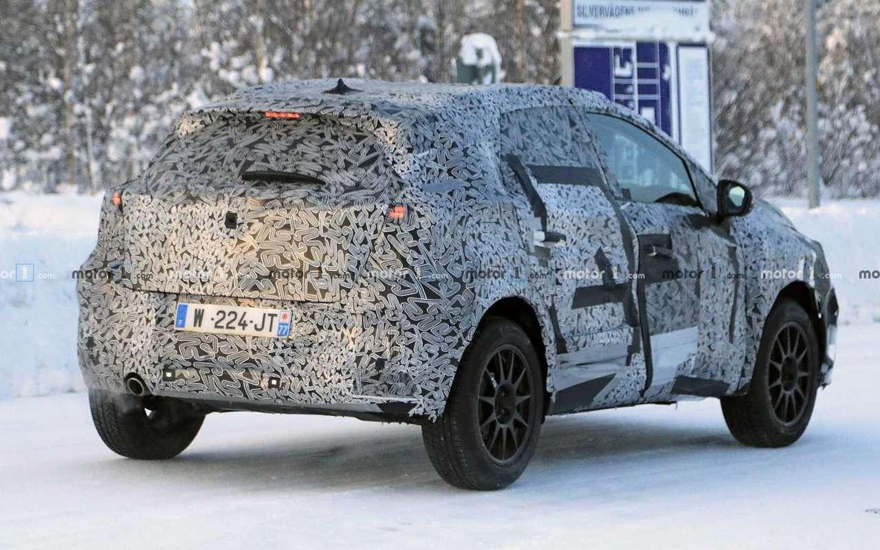 Renault готовит кпремьере новый Captur— фото 947050
