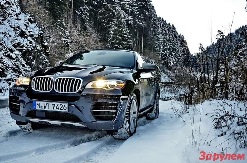 BMWX6M50D