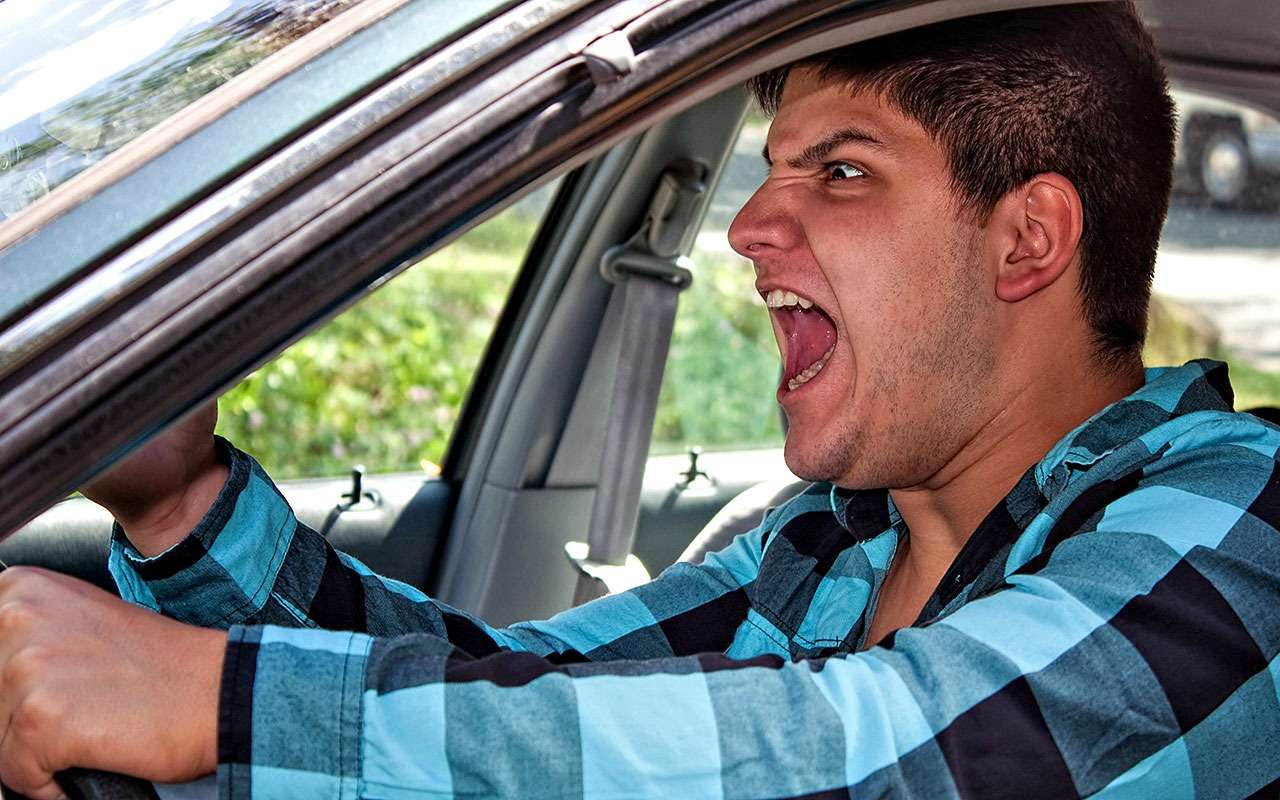 Почему нанаших дорогах так много хамов?— фото 810311