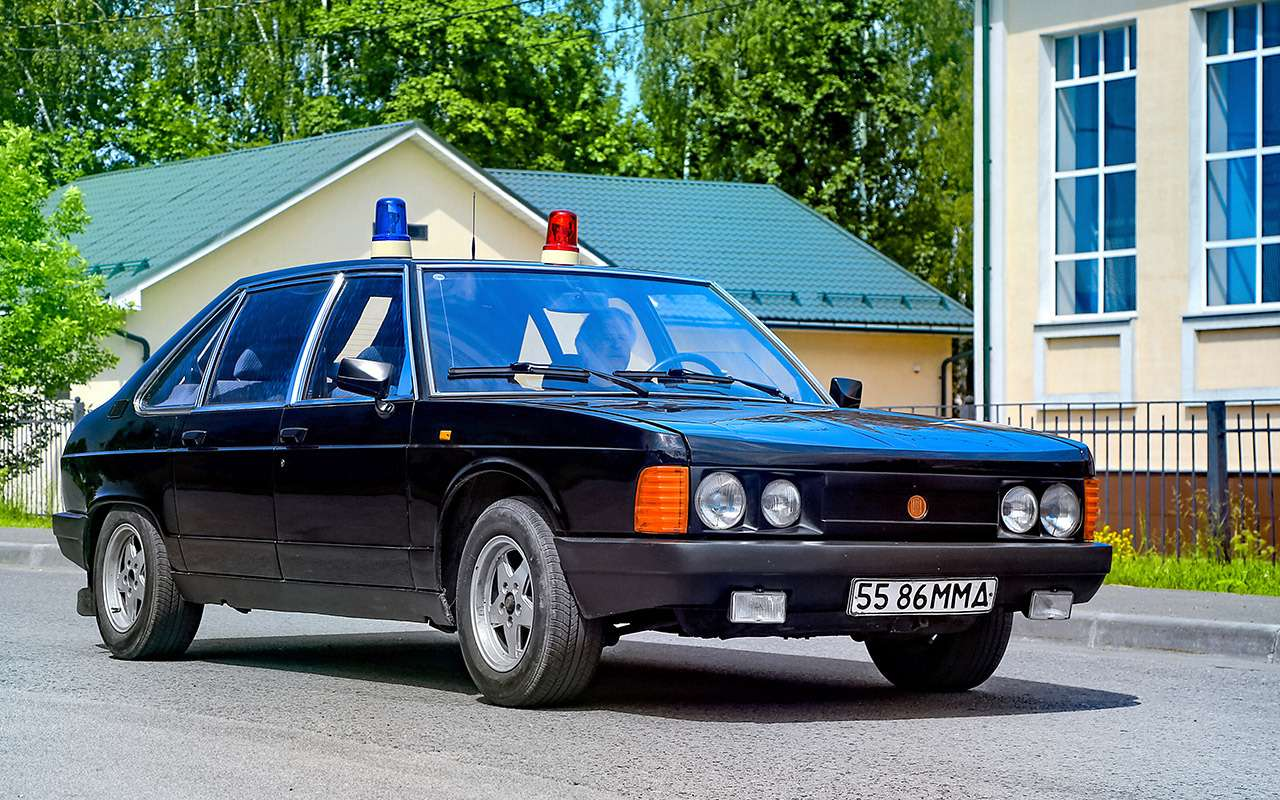 Чешский ставленник КГБ: ретротест редкой Татры— фото 1195856