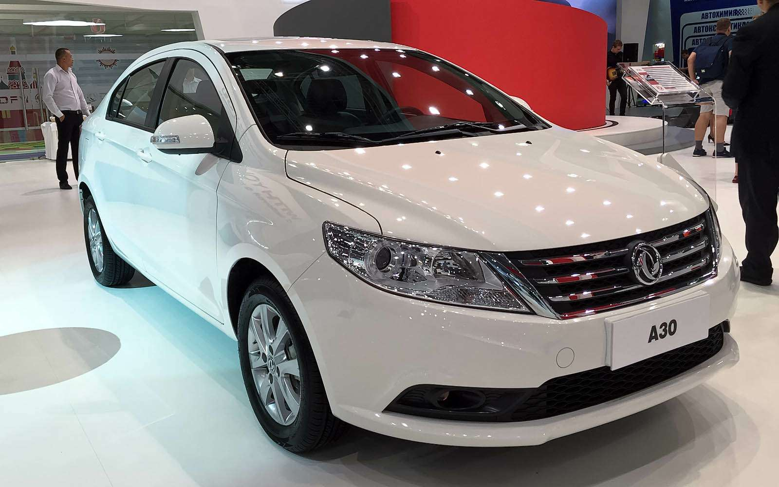 DongFeng А30