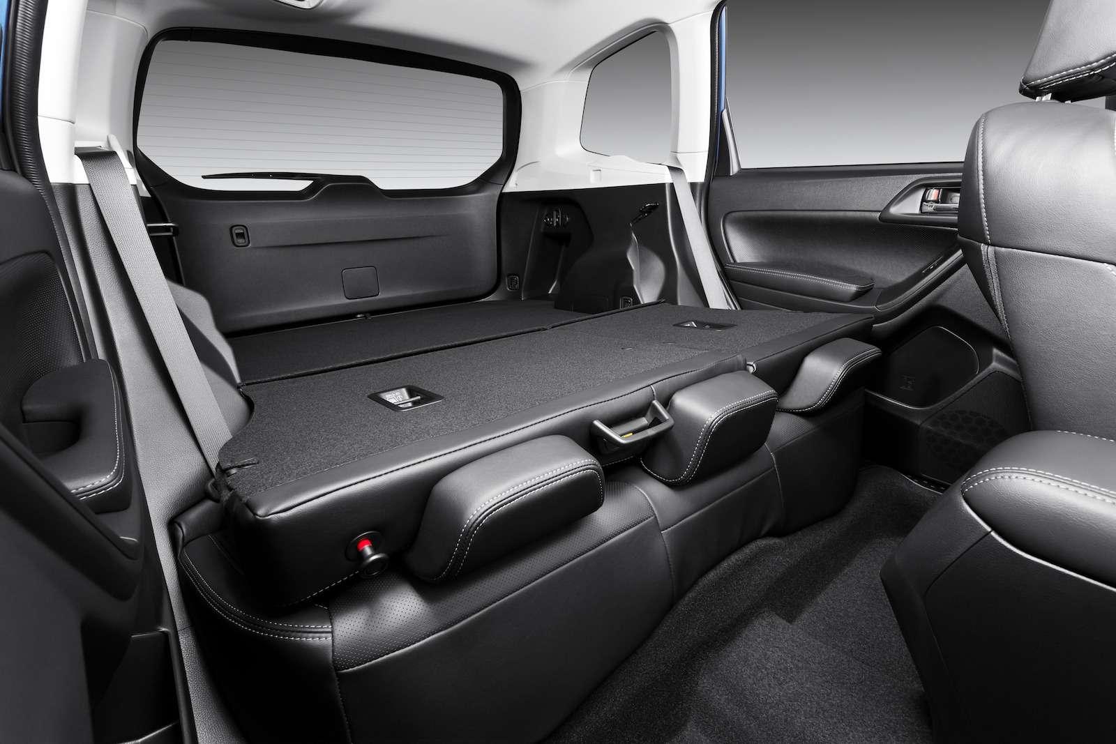 Обновленный  Subaru Forester: тише едешь...— фото 594333
