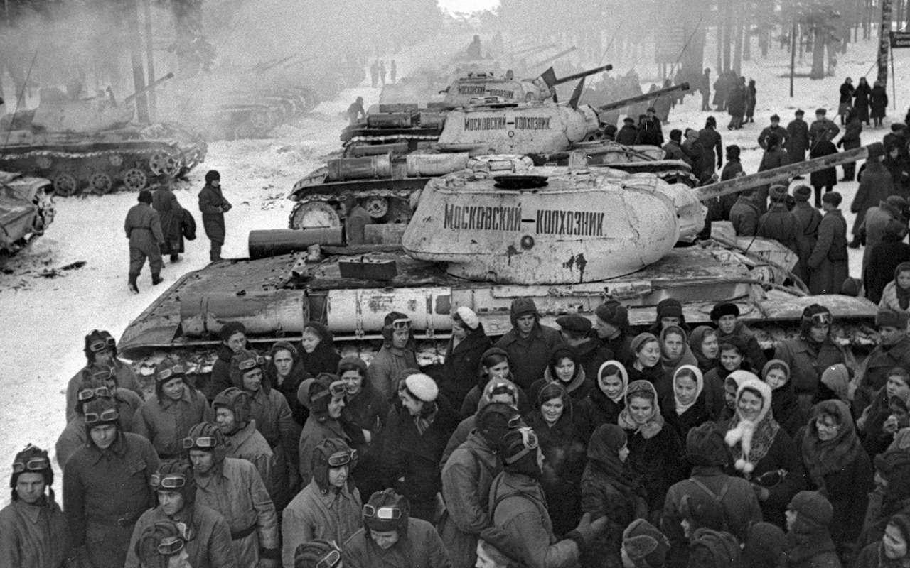 «Климент Ворошилов»— история танка, который встретил немцев— фото 1074538