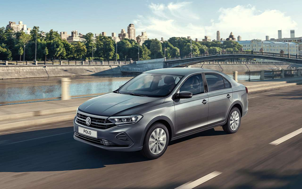 Новый Volkswagen Polo— первые живые фото икомплектации— фото 1087023