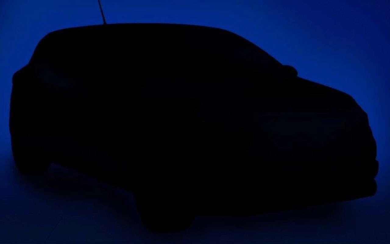 Новые Logan иSandero— первые тизеры— фото 1164706