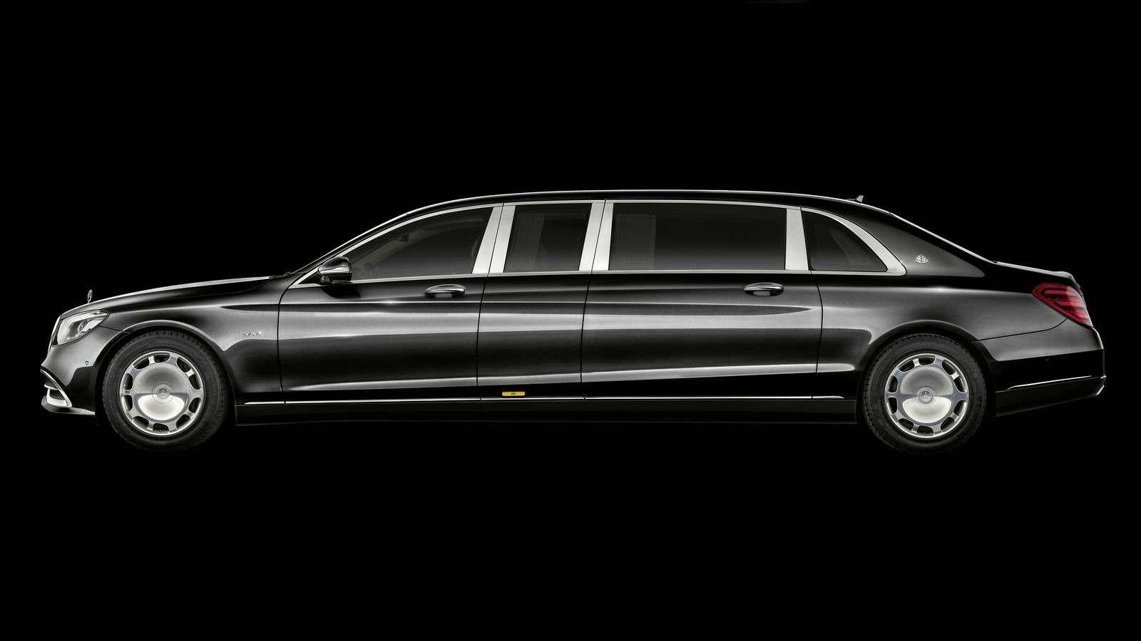 Лимузин Mercedes-Maybach Pullman пережил рестайлинг— фото 853889