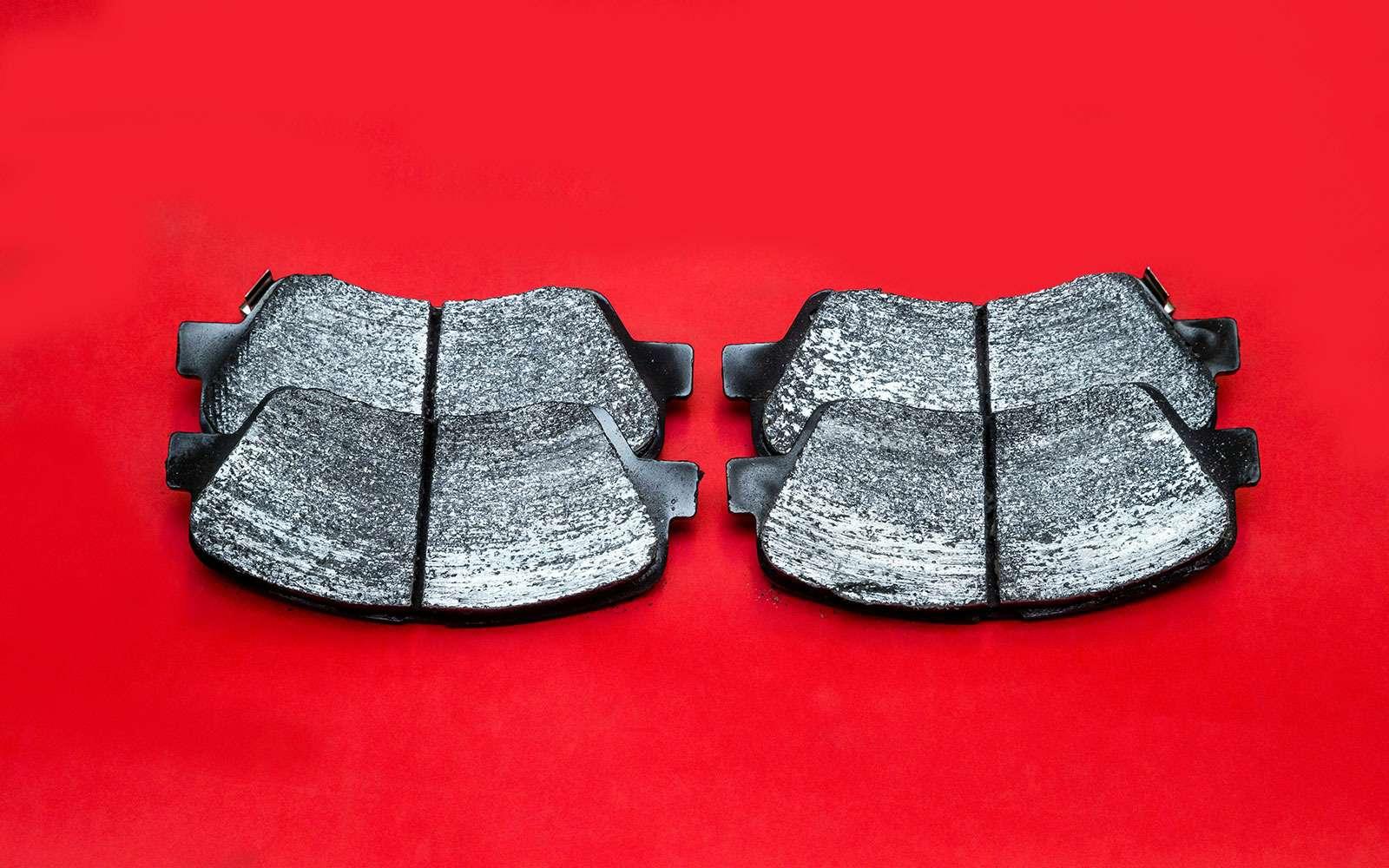 Тест тормозных колодок дляСоляриса иРио: горячая линия— фото 623334