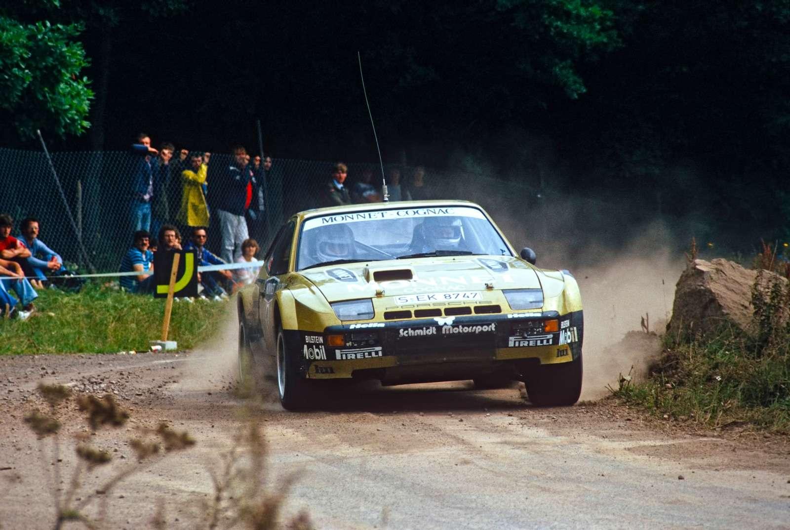 Глубокий TRANSaxle: отмечаем 40-летие Porsche классической компоновки— фото 605439