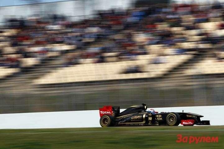 Стартует Гран-При Турции