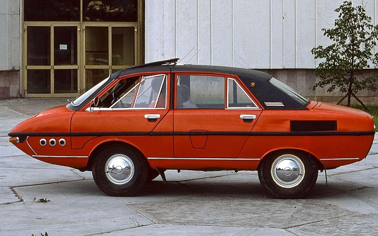 15уникальных самодельных автомобилей времен СССР— фото 809927