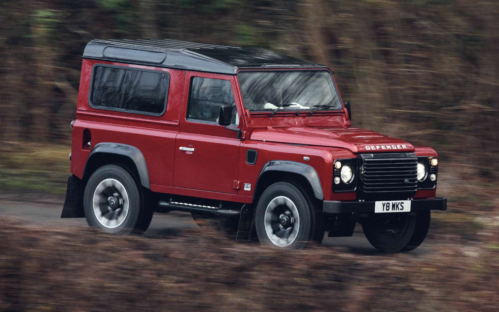 Самый крутой идорогой Range Rover получил трехдверный кузов— фото 838709