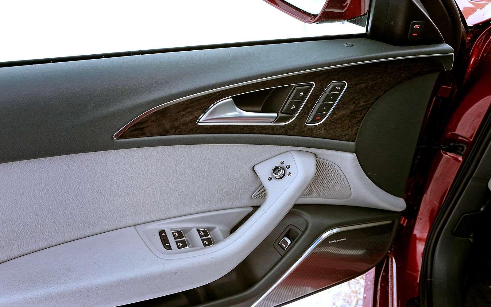 Audi A6: пора напенсию?— фото 711233