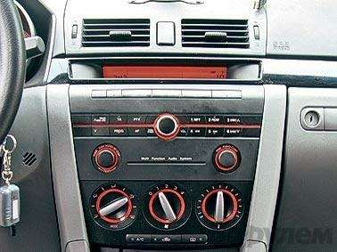 Комплектация Mazda 3: три пишем, пять вуме— фото 89693