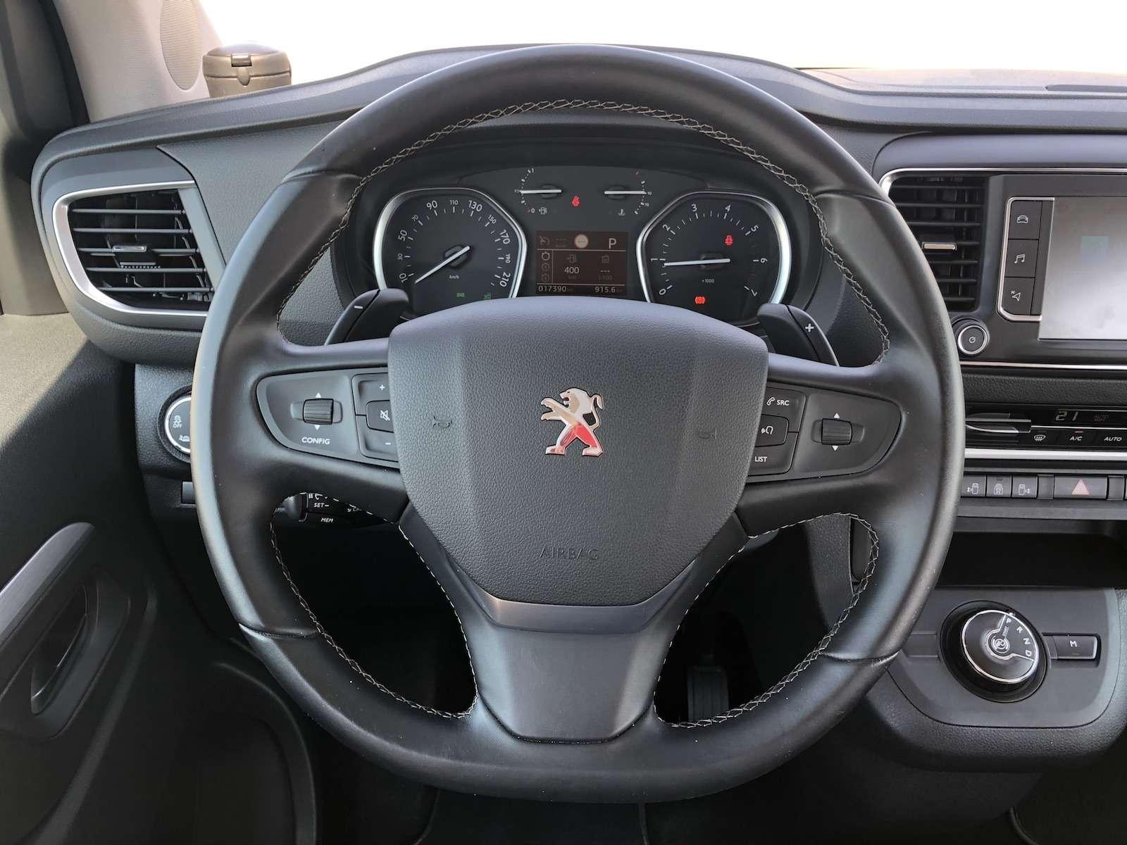 Peugeot Traveller VIP Business: сообразим насемерых?— фото 905229