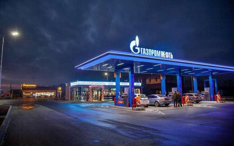 Газпромнефть открыла новую интерактивную АЗС