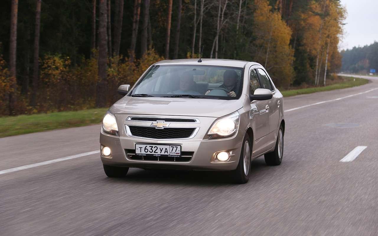 Автомобиль спробегом за250000 рублей: лучшие варианты— фото 898642