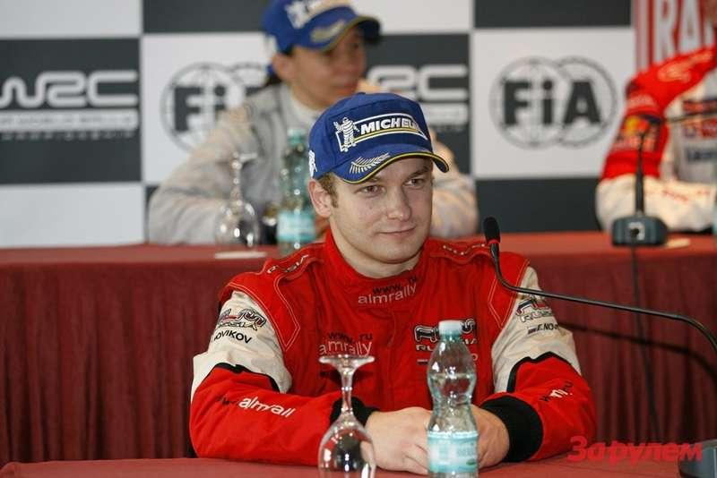 Евгений Новиков, M-Sport