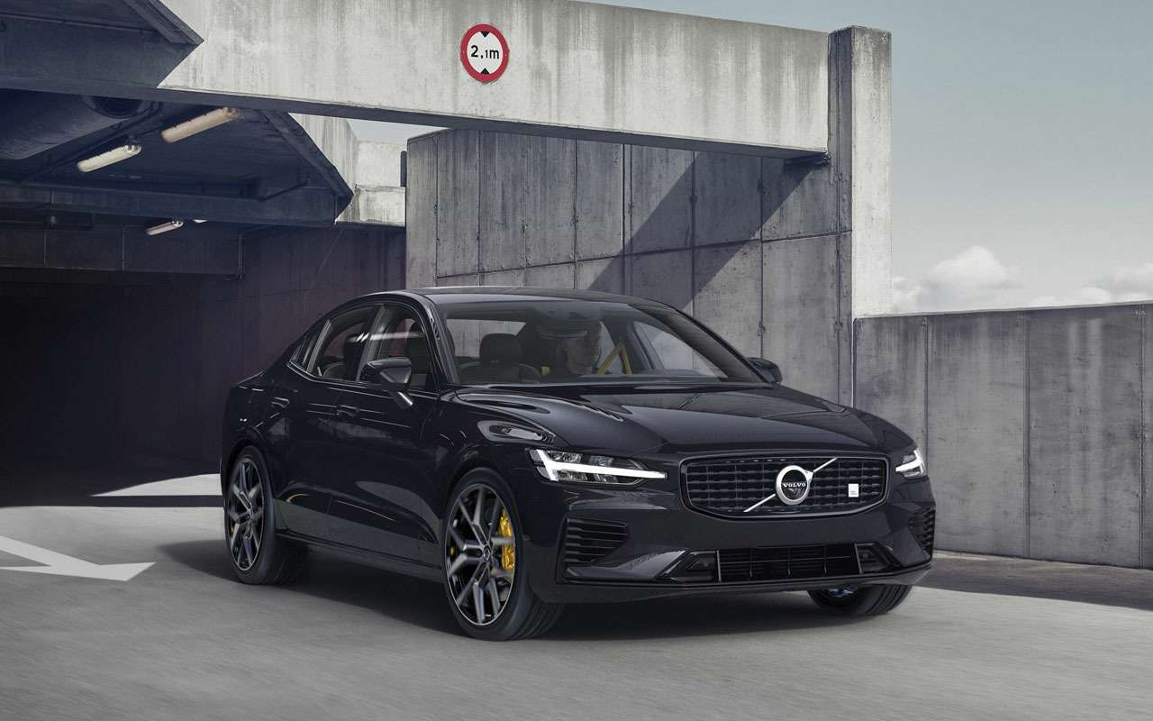 Обновленные Volvo станут умнее. Скоро— фото 1163960