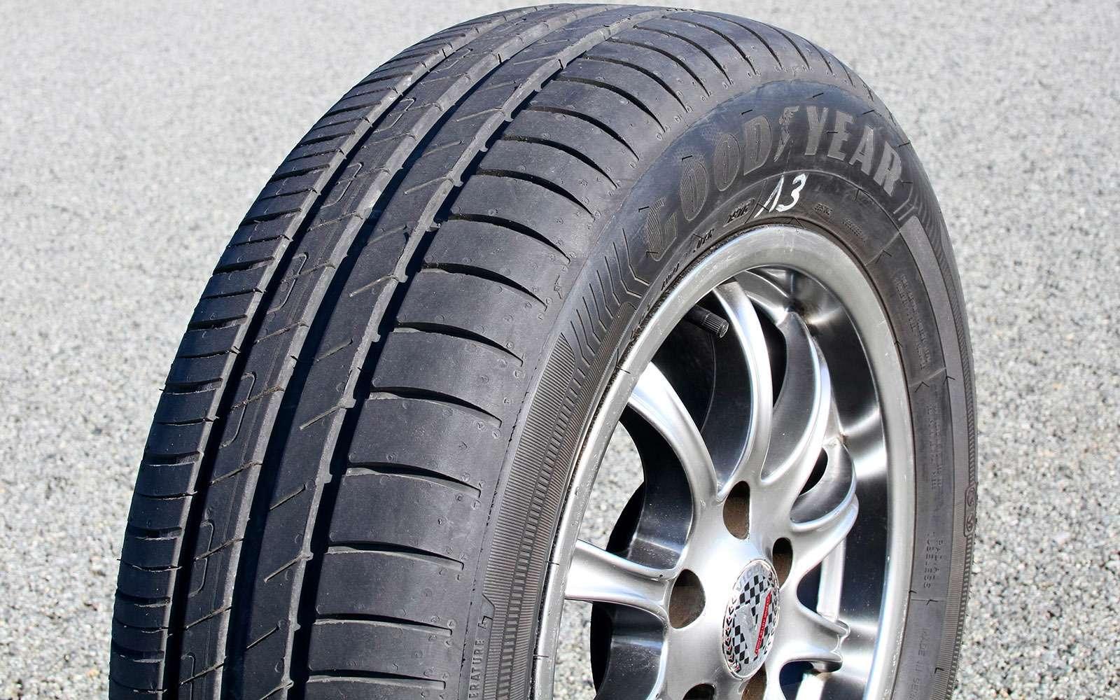Большой тест летних шин 195/65R15: бюджет налето— фото 722816