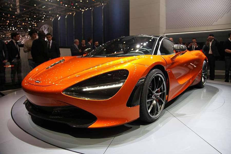 Оглушающая легкость: сюрреализм нового McLaren 720S— фото 718426