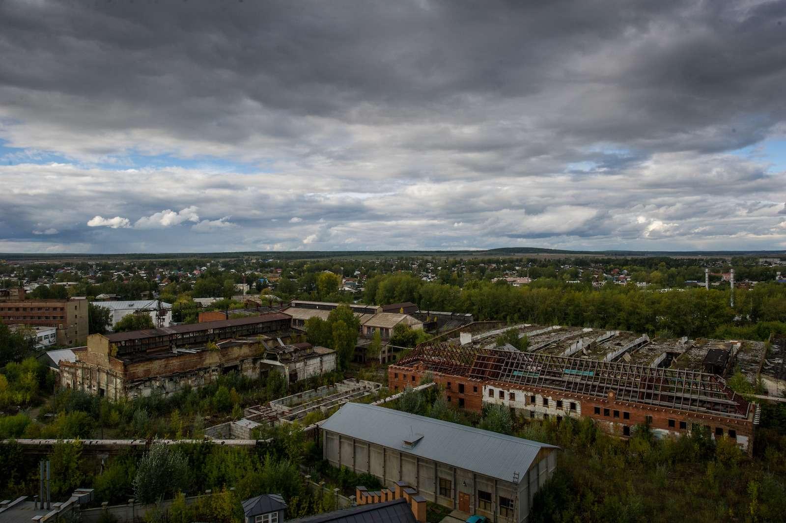 «Открывая Россию»: наDiscovery Sport поУралу— фото 651199