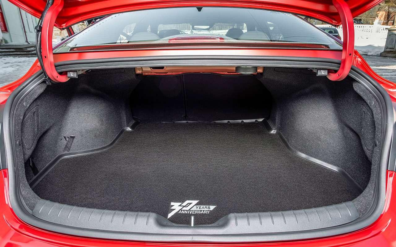 Новая Hyundai Elantra— тест российской глубинкой— фото 1247150