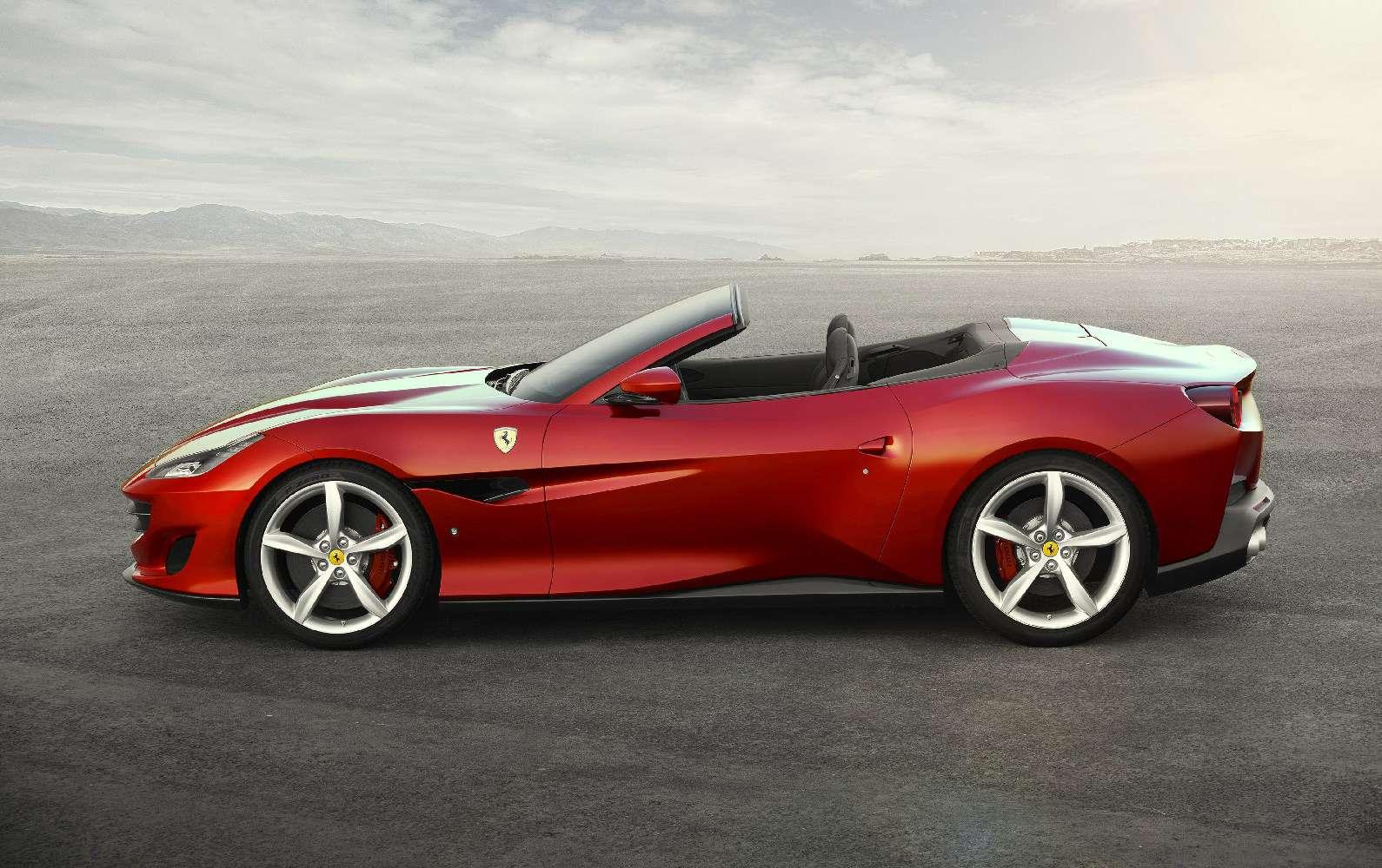Ferrari рассекретила свою самую дешевую модель— фото 787046