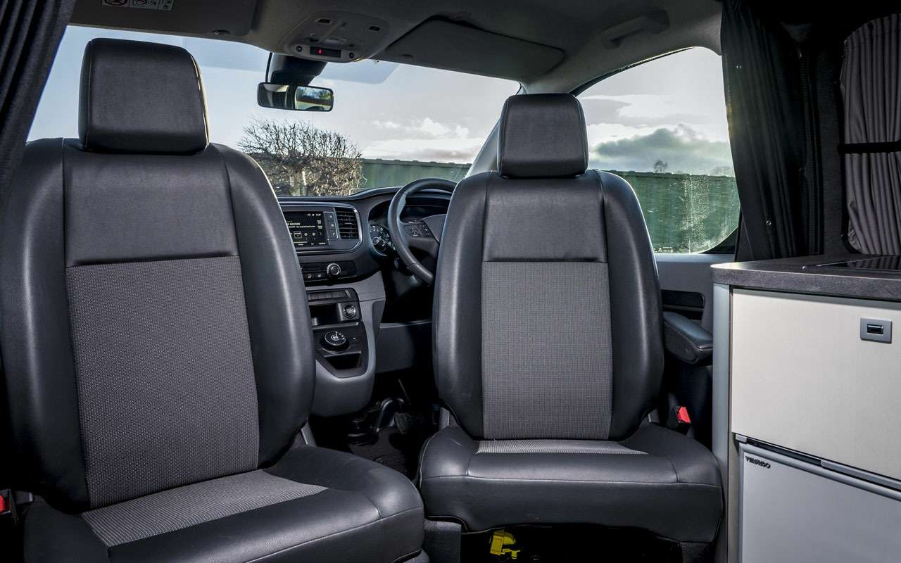 У Opel, Peugeot иCitroen появится кемпер?— фото 1211571