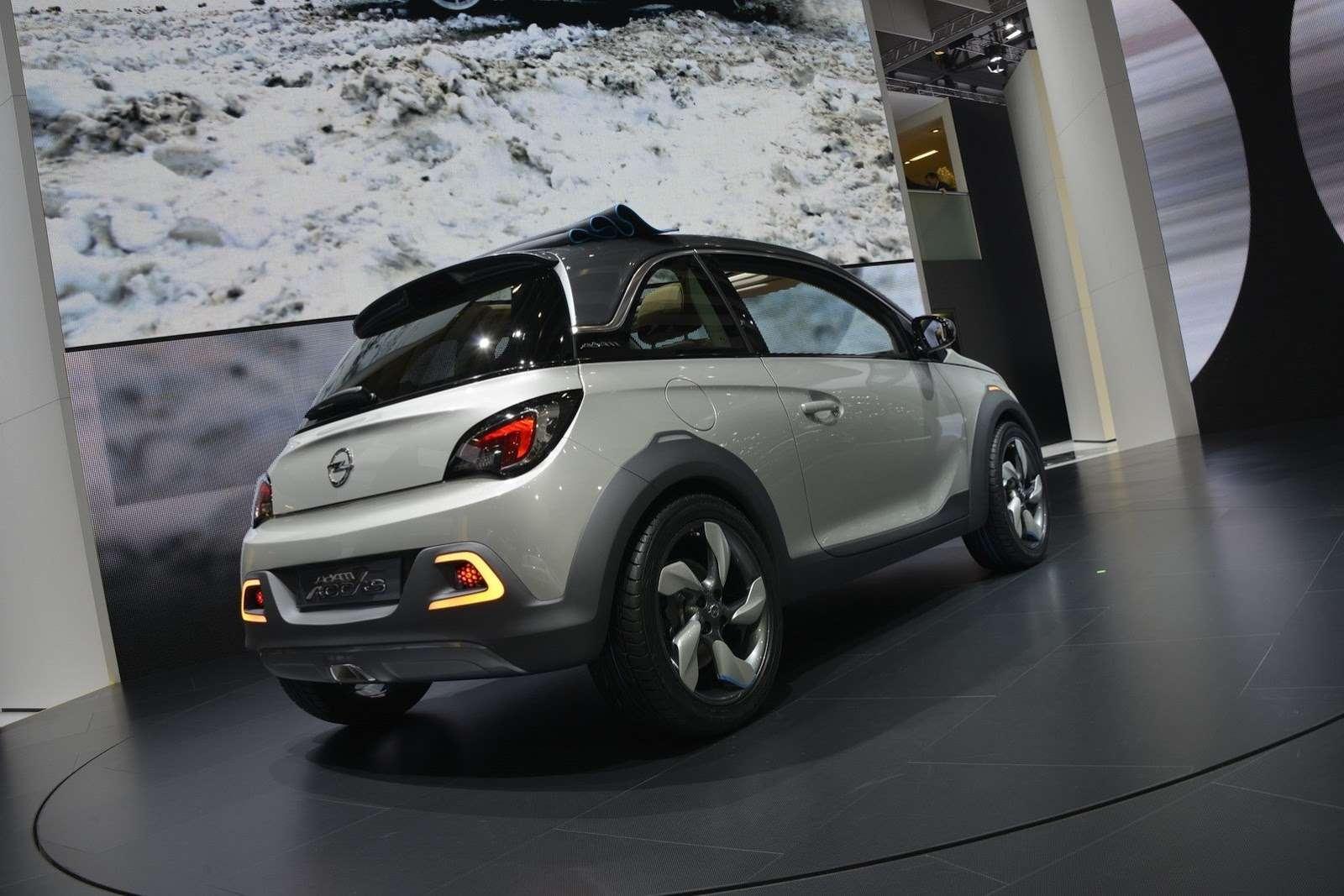 nocopyright Opel Adam Concepts2