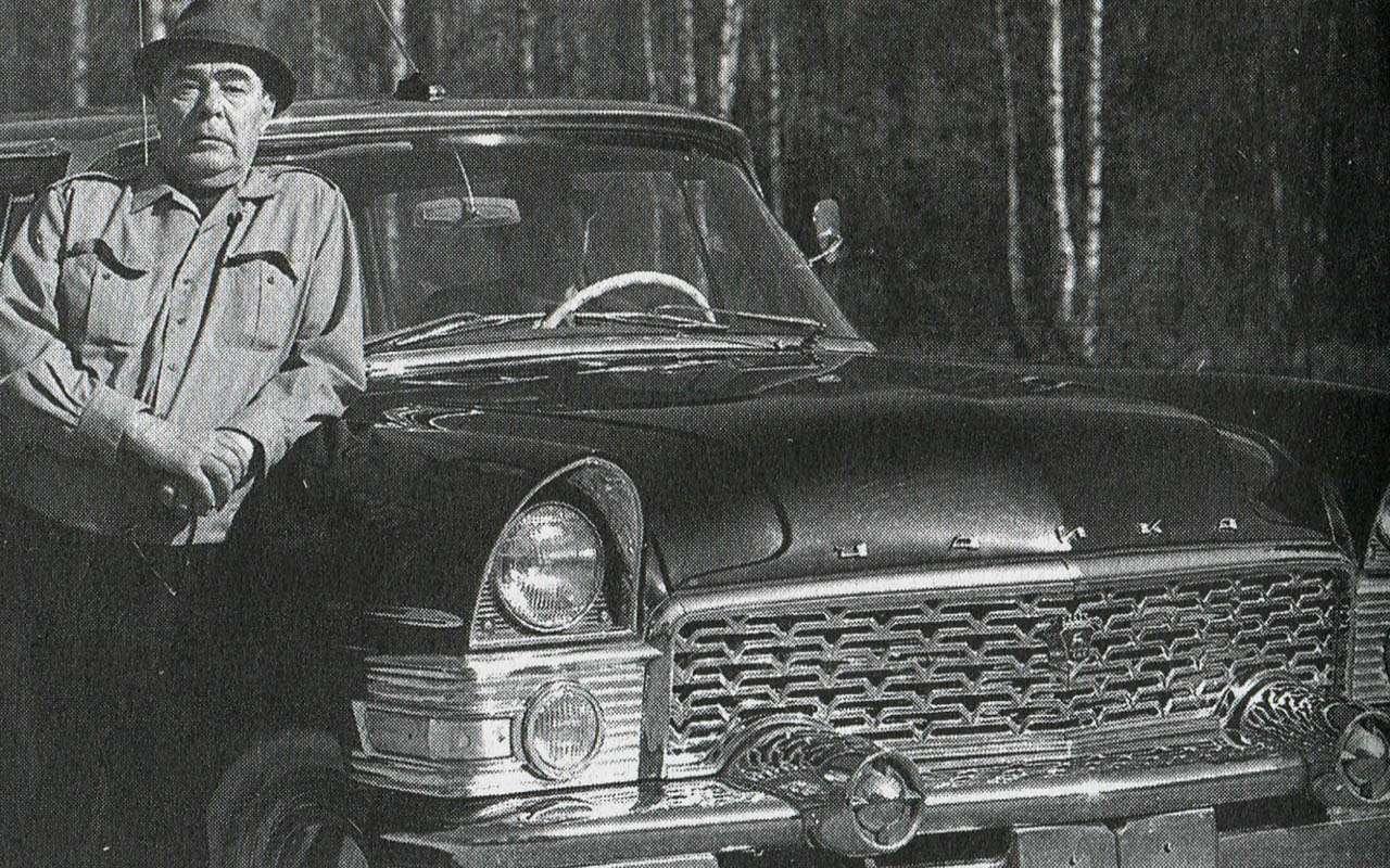 Начем ездили советские генсеки: отИльича доСергеича— фото 1035361