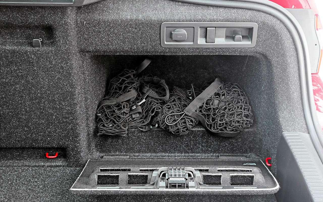 KiaStinger иSkoda Superb: тест быстрых лифтбеков— фото 873229