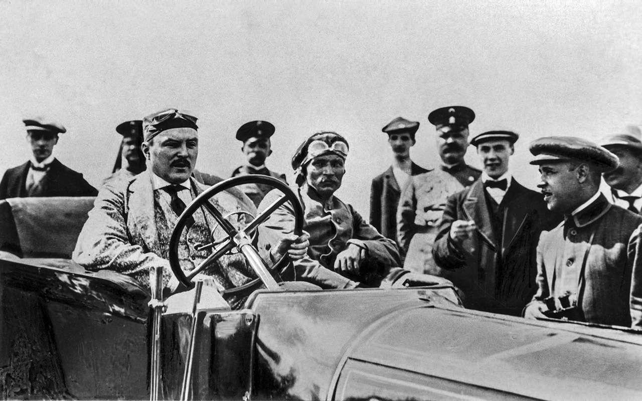 Колеса Российской империи: наш автопром дореволюции— фото 806636