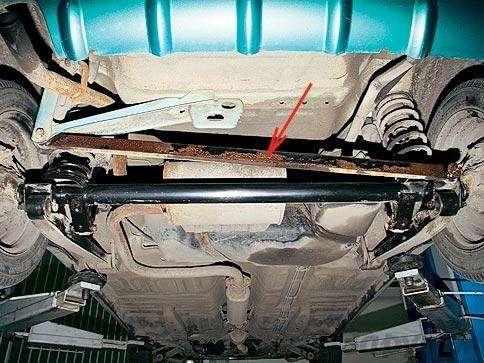 В деталях Daewoo Matiz (1998-2008): портмоне дляэкономии— фото 89642