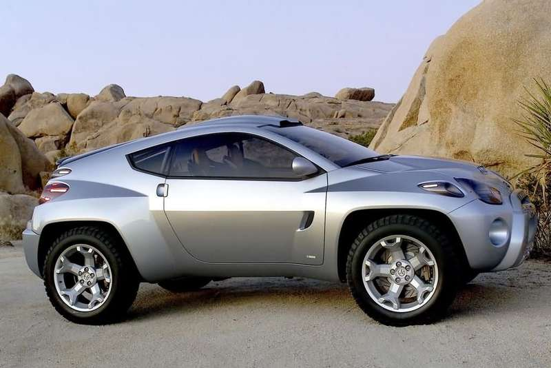 Toyota RSC Rugged Sport Coupe wallpaper no copyright