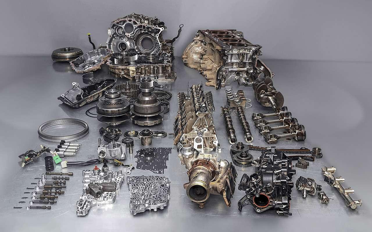 Renault Arkana после жестких тестов: разобрали довинтика (видео)— фото 1244730
