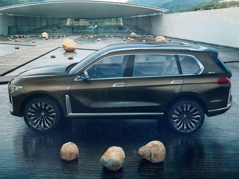 BMWX7: мызнаем, как онвыглядит!