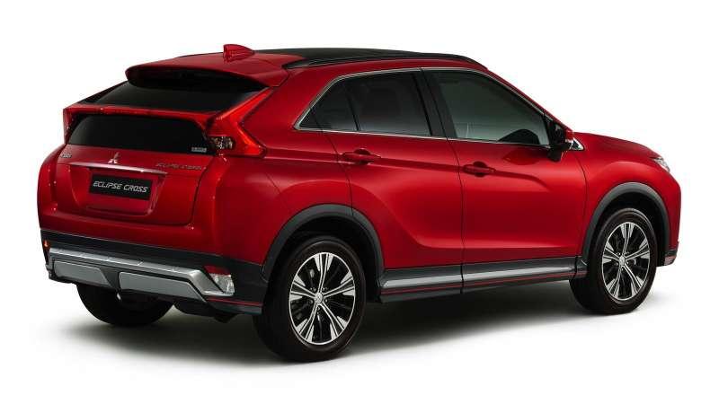 Mitsubishi объявила рублевые цены наEclipse Cross