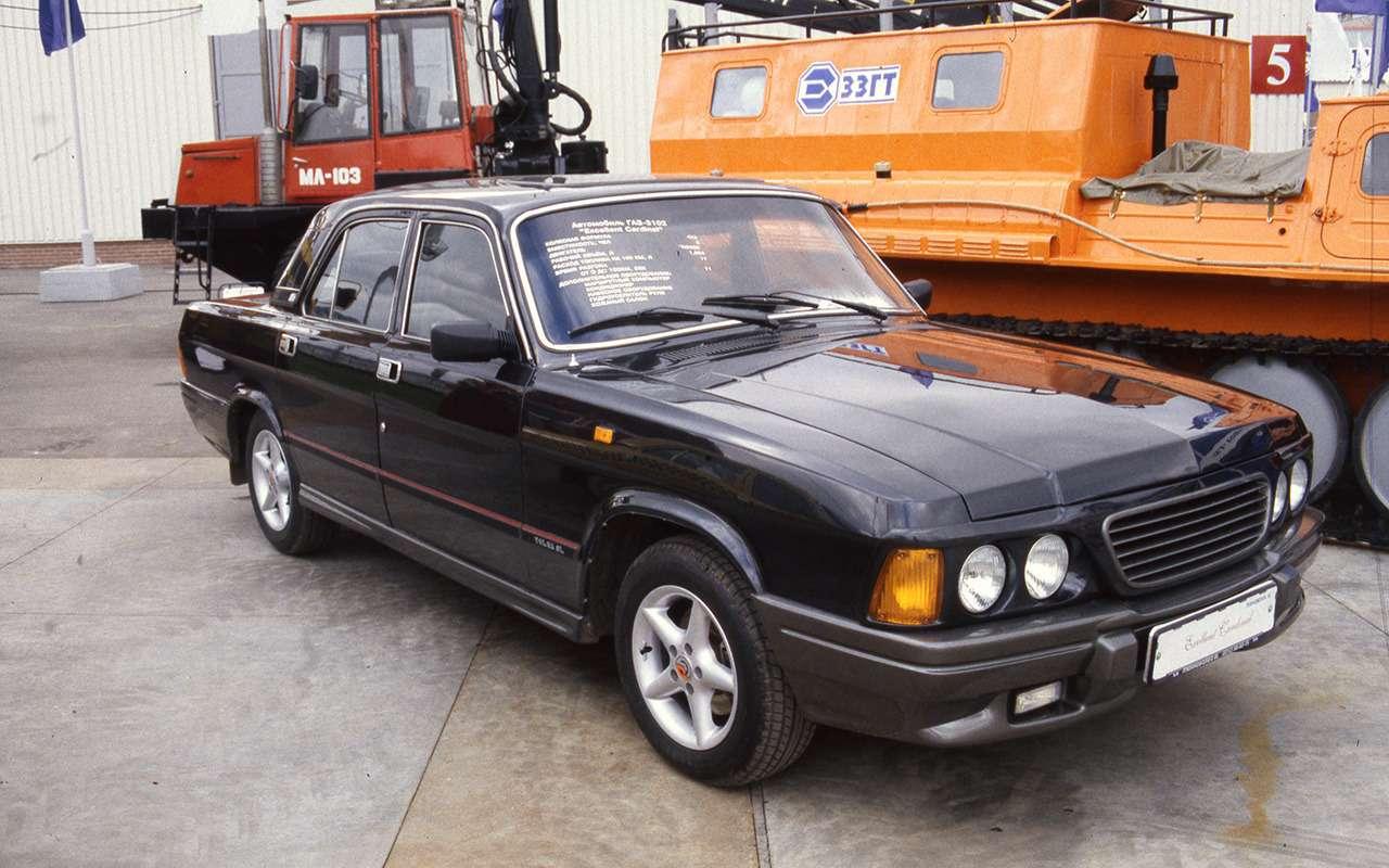Самые крутые отечественные автомобили 1990-х— фото 919404