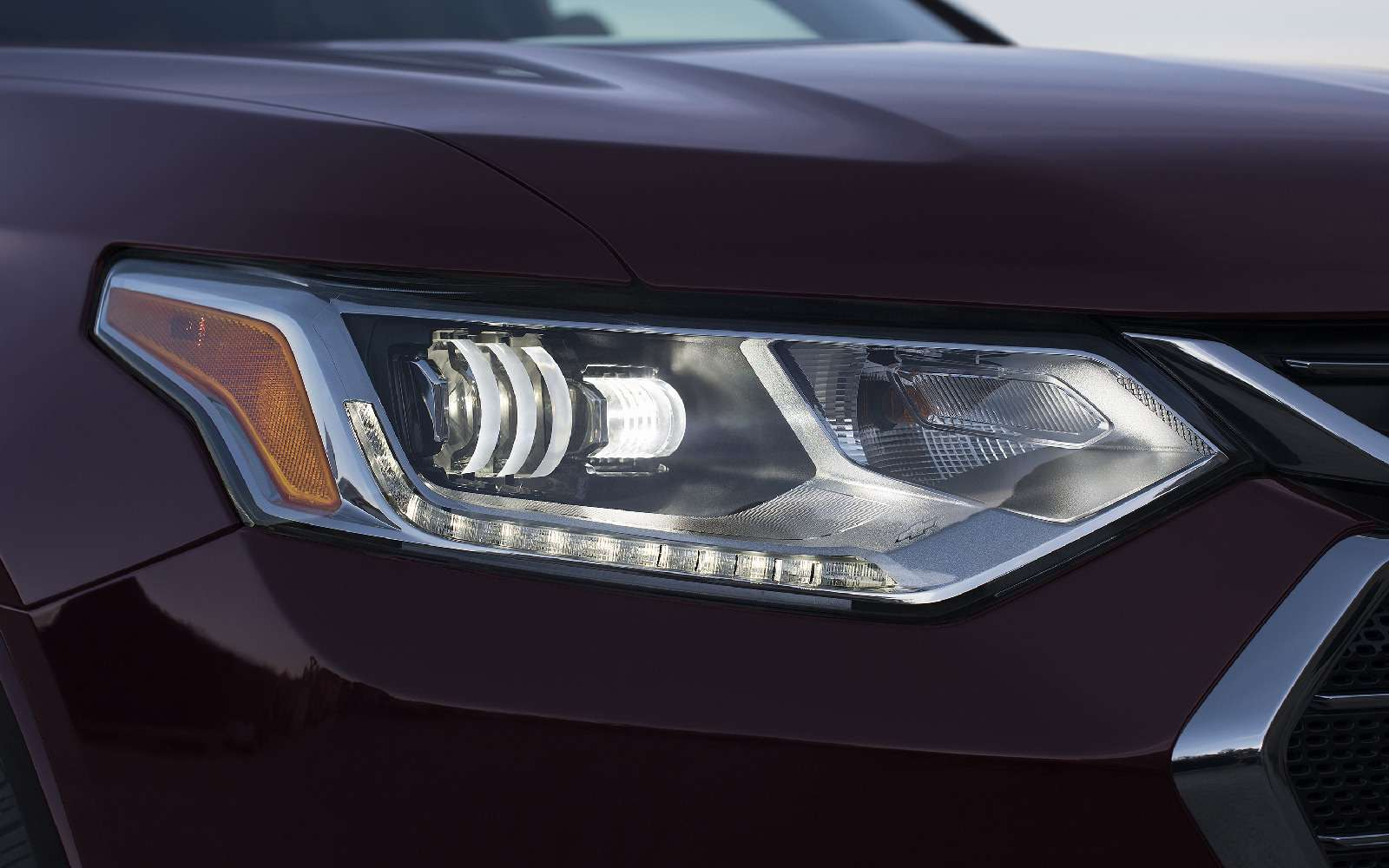 Chevrolet Traverse: новый кроссовер-гигант едет вРоссию— фото 690189