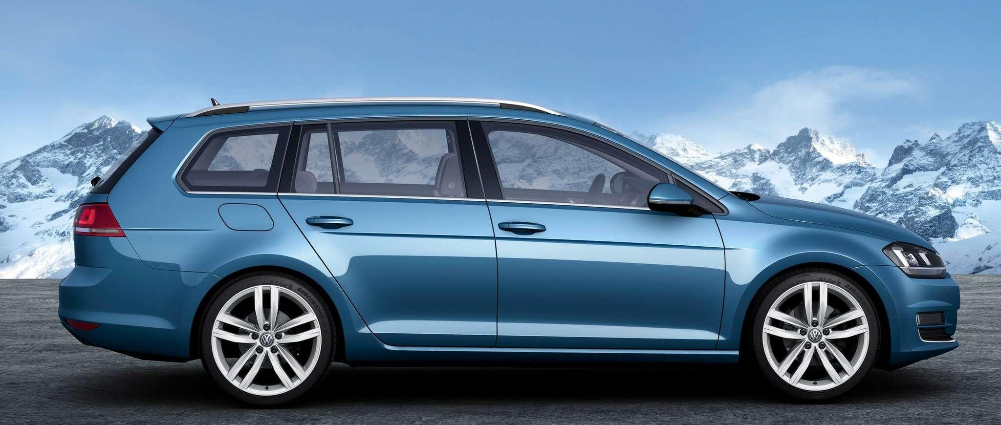 nocopyright Volkswagen SportWagen rendering